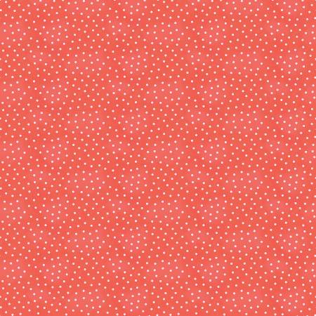 Painters Palette Baby Buttons Coral
