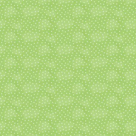 Painters Palette Baby Buttons Green