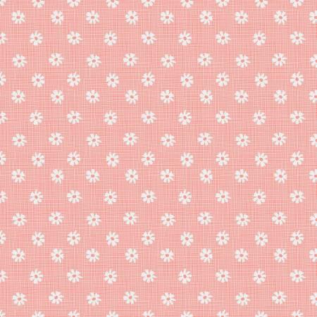 Petals And Pots Weave Pink