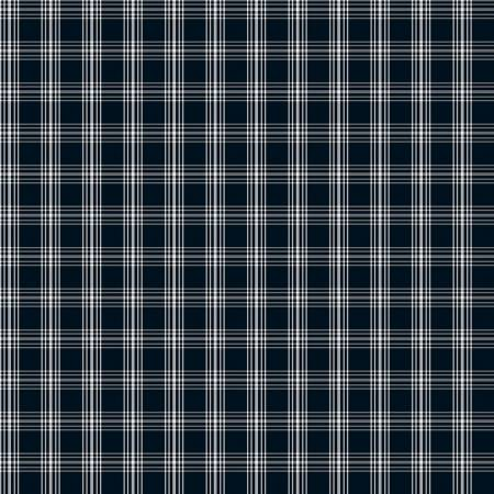 Gingham Farm Plaid Black