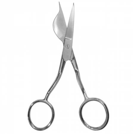 Havels Double Pointed Left Handed Duckbill Applique Scissors 6in