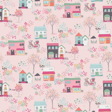 Moments Houses Pink