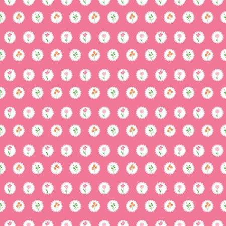 Play Outside Circles Pink