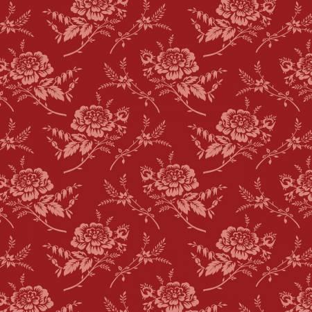 Red Elegance Rose Brick C9072R