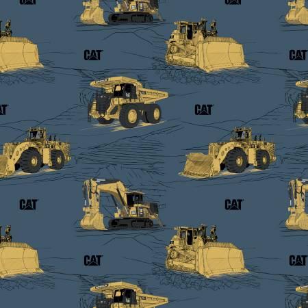 CAT Main Blue