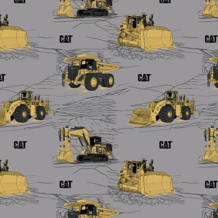 CAT Main Gray