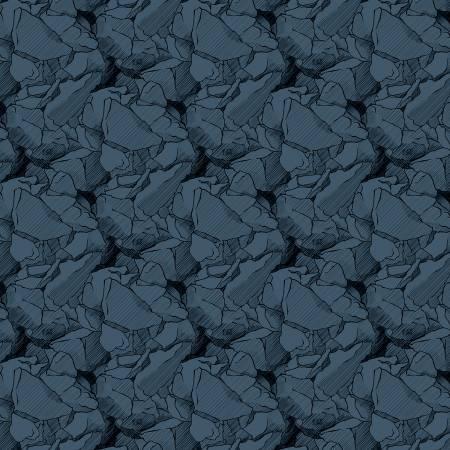 CAT C9101 Rocks Blue