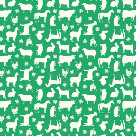 4-H Main Green