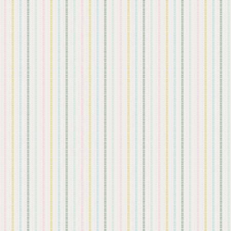 Milk And Honey Stripes Cream