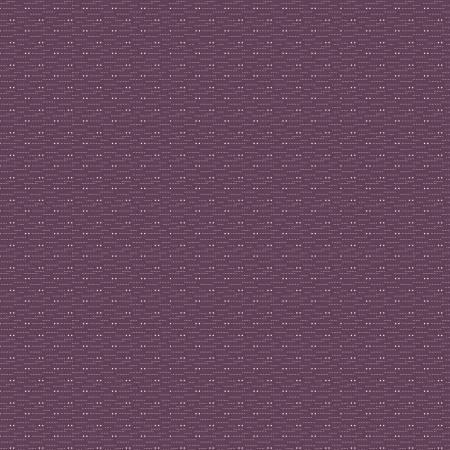 Buttermilk Basics Morse Code Purple