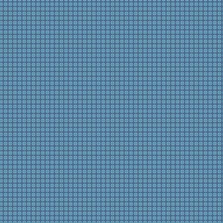 Winfred Rose - Tile - Blue