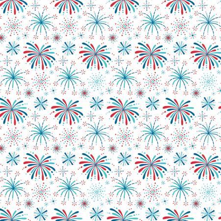 Fireworks & Freedom Show White