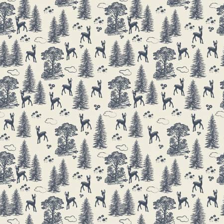 RBWoodland Springs My Deer CREAM 9331