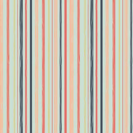 RB Woodland Springs Stripe AQUA