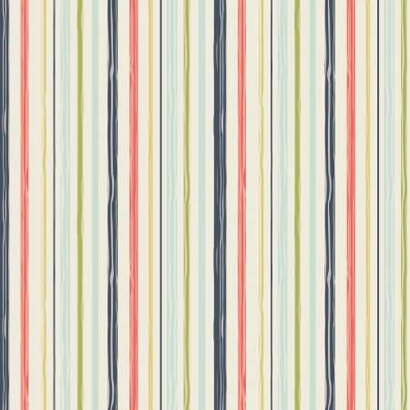 Woodland Springs C9335 Stripe Cream