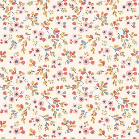 Charmed Floral Cream