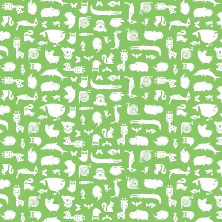 Noah's Ark-  Animal Toss - Green