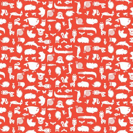 Noah's Ark - Animal Toss - Red