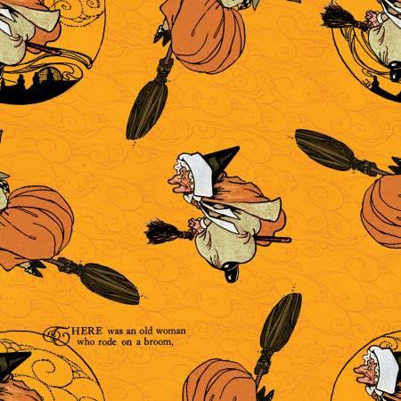 Goosetales Mother Goose Toss Orange C9396R-ORANG