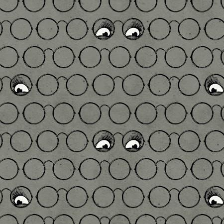 Goosetales Spooky Specs Gray