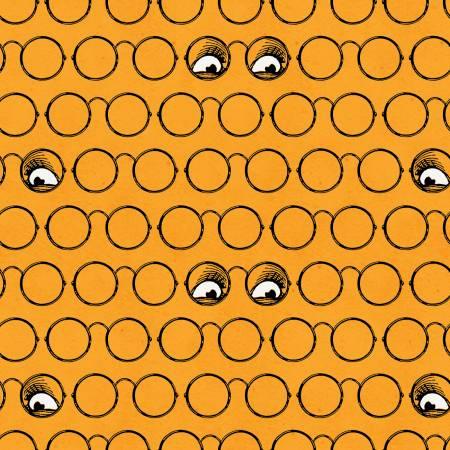 Goosetales Spooky Specs Orange