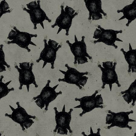Goosetales Cats Toss Gray