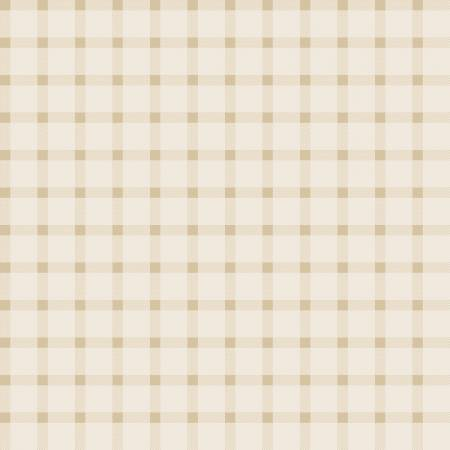 American Legacy Plaid Cream