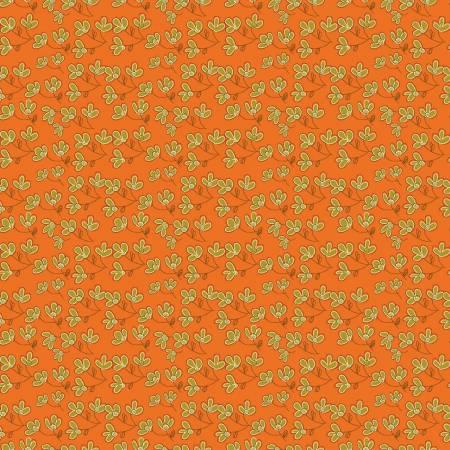 Give Thanks - Blossoms Orange C9523