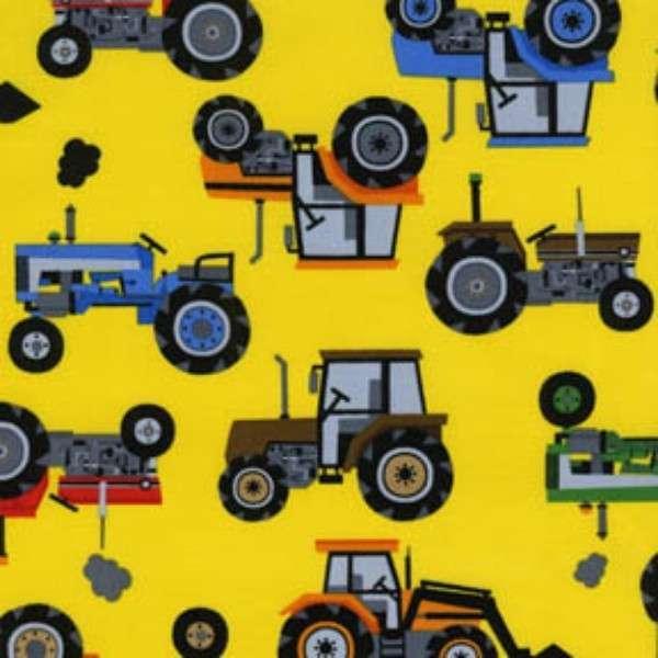Black Tractors