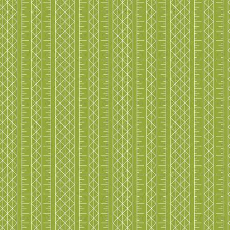 Conservatory Stripes Green