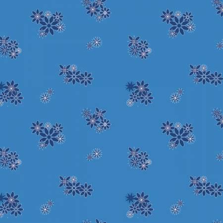 Conservatory - Bouquets - Blue