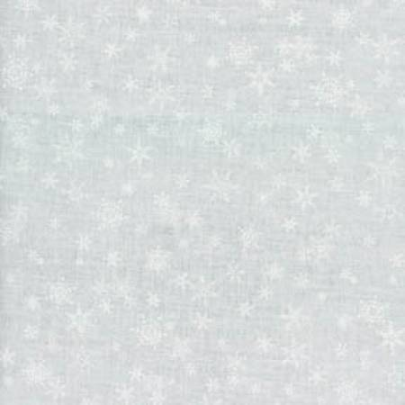 White/White Snowflakes