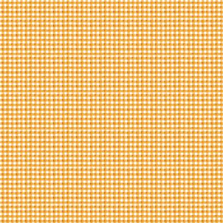 Snow Sweet Painted Gingham Yellow