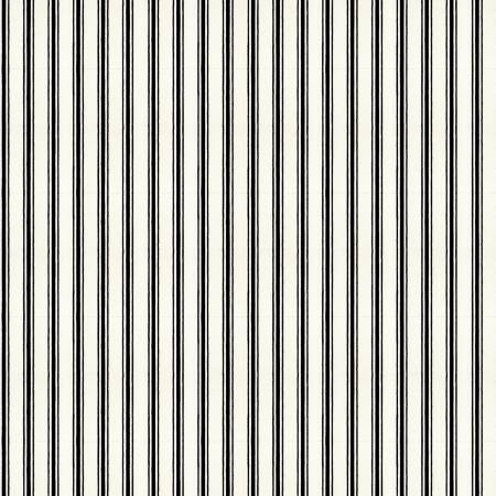 Snow Sweet Candy Cane Stripe Black