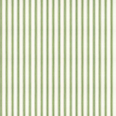 Snow Sweet Candy Cane Stripe Green