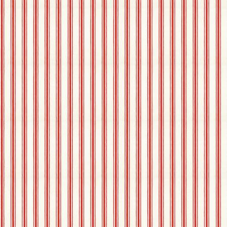 Snow Sweet Candy Cane Stripe Red