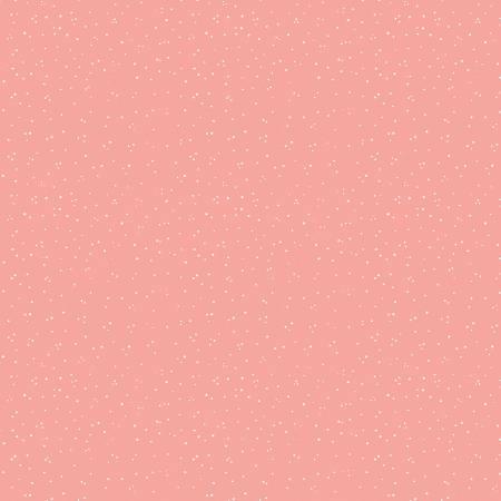 RB Snow Sweet Snow Dots Pink