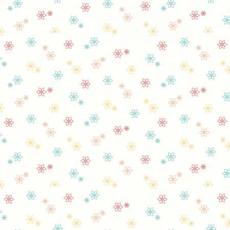 Shades Of Summer Star Flower Cream