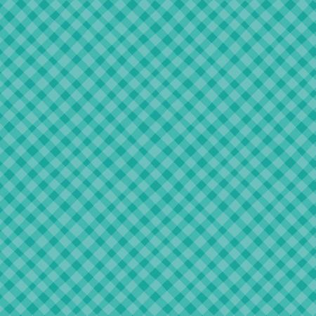 Shades Of Summer Plaid Teal