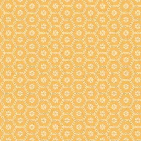 Shades Of Summer Hexi Gold