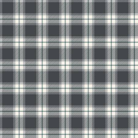 My Heritage - Plaid - Charcoal