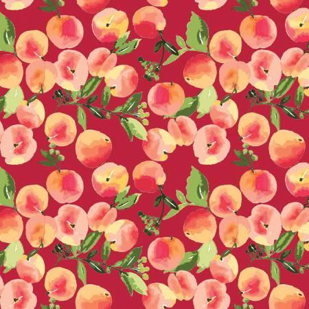 Glohaven Peaches Red