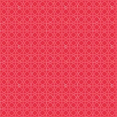 Riley Blake Glohaven Circles - Dark Pink