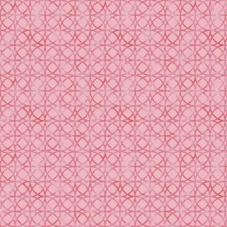 Riley Blake Glohaven Circles Pink