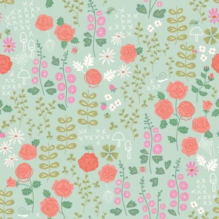 New Dawn - Rose Garden - Mint
