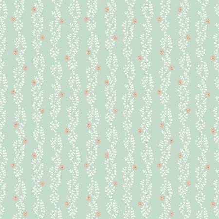 New Dawn Clover Stripe Mint