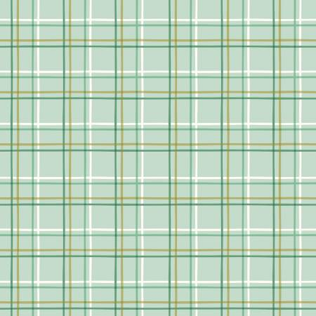 New Dawn Plaid Mint