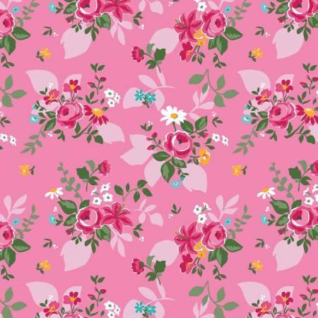 Fleur Main Pink by Sedef Imer
