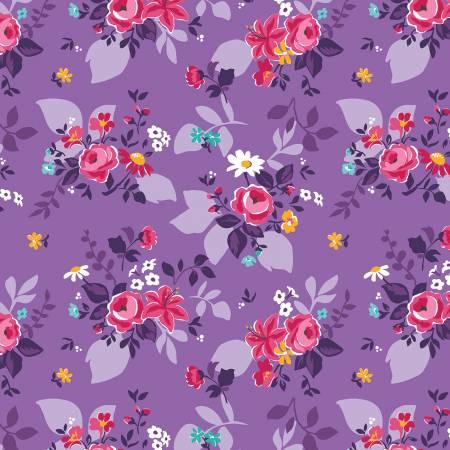 Fleur Main Purple