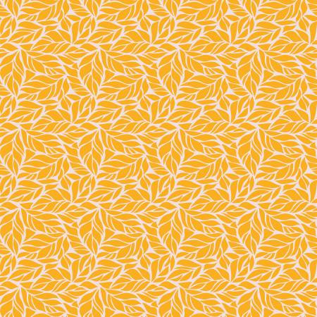 Fleur Foilage Yellow